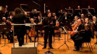 Bryan Hymel and The Jerusalem Symphony Orchestra,  Frédéric Chaslin, JSO