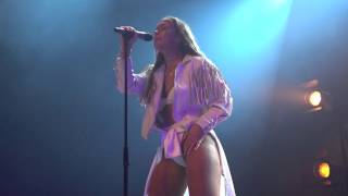 Niykee Heaton - Woosah LIVE HD (2016) Los Angeles The Mayan