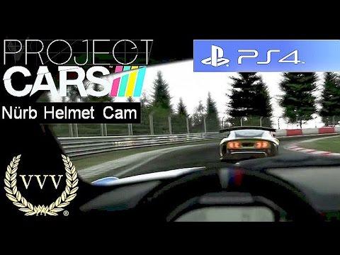 Project Cars. 15 Minutes. 60 Frames Per Second. 1080p. Helmet Cam.