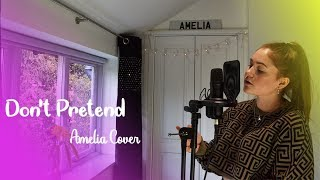 Khalid   Don't Pretend   Amelia Cover