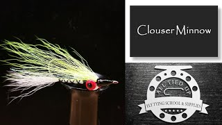 Clouser Minnow Step by Step