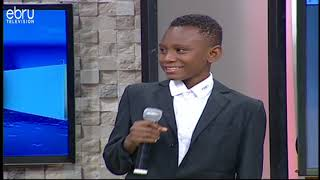 14 Year Old Boy Sings Malaika By Nyashinski Beautifully