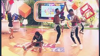 Master KG - Ft Nomcebo Jerusalema Dance /Challenge   (Burna Boy Remix) Jerusalem Dança