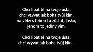 Chinaski - Hlavolam (text)