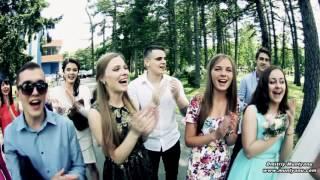 Красивая свадьба.Свадебный клип в Харькове, видеооператор видеосъемка