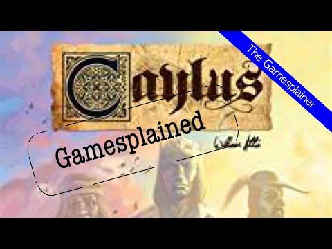 Caylus Gamesplained - Follow Up
