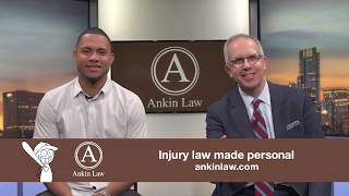 Willson Contereras in Ankin Law Commercial