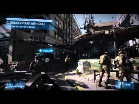 Battlefield 3 With And Without The HD Pack: A Comparison