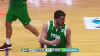 Сокрушительный Тимофеенко – в видеообзоре матча «Днепр» – «Химик».