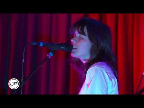 "Courtney Barnett performing ""City Looks Pretty"" live on KCRW"