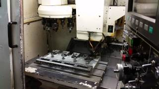 Machining Process at Dyers Top Rods