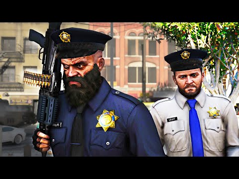 BAD COP LIFE! #1 (GTA 5 Funny Moments Cinematic | Trevor's Fails Patrol)
