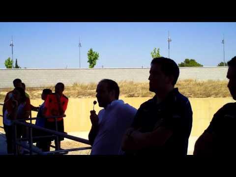 Ander Garitano - Football & English Camp 2011