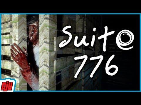 Suite 776 | Indie Horror Game | All Endings