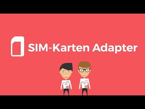 SIM Karten Adapter für JEDE SIM-Karte | SIM-Karte-gratis.de