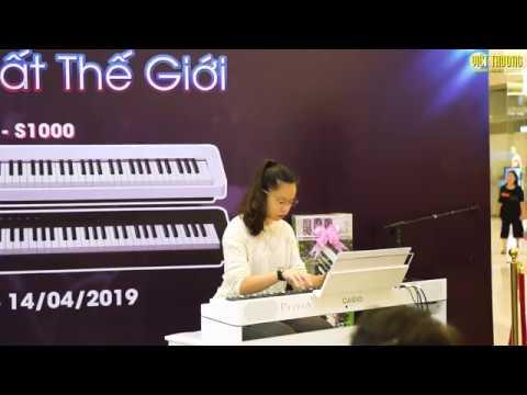 Piano Casio PX-S1000 | Trải nghiệm của khách hàng tại sự kiện