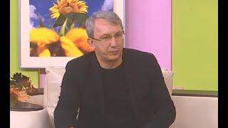 """Программа """"Узнаваемые лица"""" от 30.11.2019. Гость - Андрей Кривошапкин"""