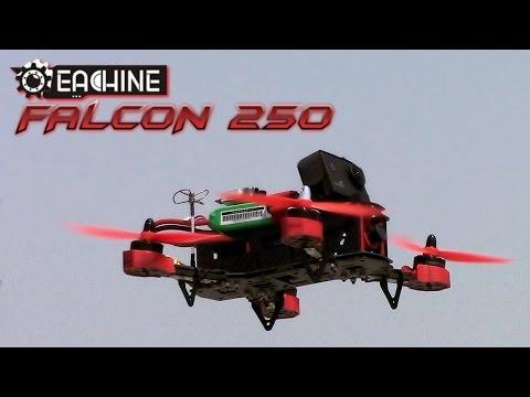 244 - Eachine Falcon 250 FPV -