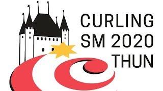 Schweizermeisterschaft 2020  │ Langenthal vs Oberwallis  │ Aarau HBL vs Wetzikon Abplanalp AG