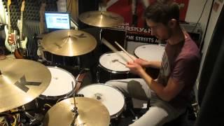 The Boxer Rebellion - Memo (Drum Cover)