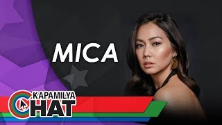 Kapamilya Chat with Mica for iWant's HUSH