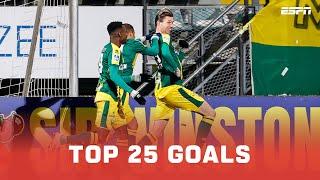 TOP 25 GOALS ⚽️? | Week 6 | ESPN