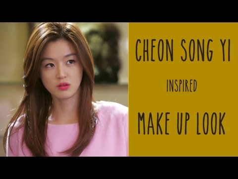Cheon Song Yi inspired Make Up Look by Belle Beauty Lab