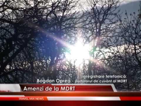 Amenzi de la MDRT