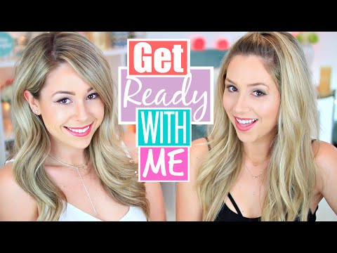 Get Ready With Me - Benefit Cosmetics