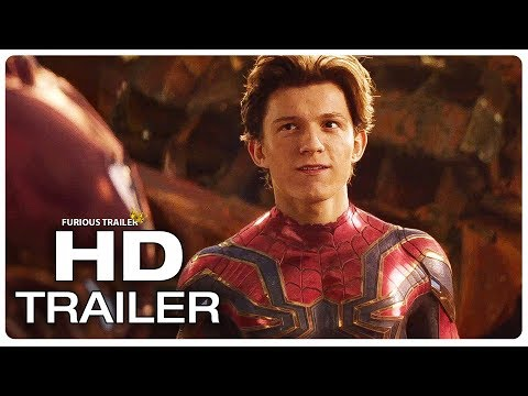 AVENGERS INFINITY WAR Movie Clip Spider-Man vs Thanos NEW (2018) Marvel Superhero Movie Trailer HD