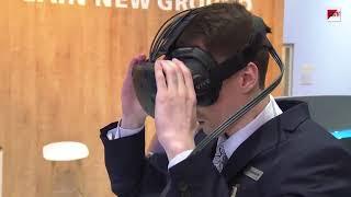 Virtual Reality auf der CeBIT 2017