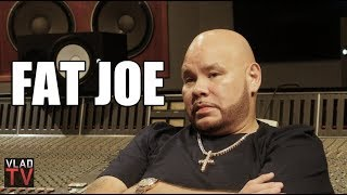 Fat Joe on Planning Joint Album with Biggie, Has 4 Unreleased Songs with BIG (Part 7)