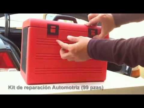 Kit de Reparación Automotriz (99 pzas)