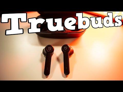 Soundpeats Truebuds True Wireless - review and Sound Test