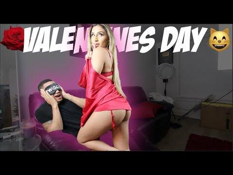 VALENTINES DAY SURPRISE PRANK!