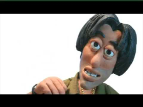 mentos clay animated viral video