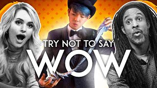 Try Not To Say WOW ft. A Pro Magician Challenge | Ultimate Duel