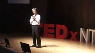 台灣農業的未來: 施明哲 At TEDxNTHU