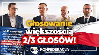 Trybunał Stanu dla Morawieckiego za łamanie prawa i sprzedanie polskiej suwerenności!