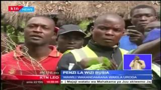 Penzi Hatari: Jamaa akwama na kushikwa akishiriki ngono na mke we wenyewe Malaba