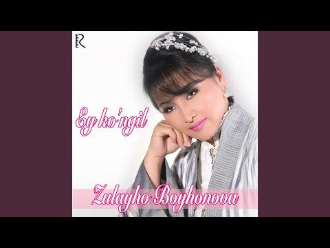 ZULAYHO BOYHONOVA MP3 СКАЧАТЬ БЕСПЛАТНО