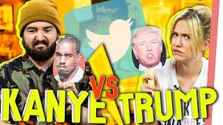 DONALD TRUMP oder KANYE WEST – Wer hat's gesagt?