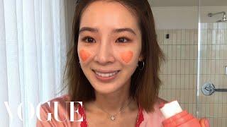 Irene Kims 25-Step Korean Beauty Routine | Beauty Secrets | Vogue