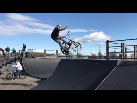 Afternoon Shelton skatepark!