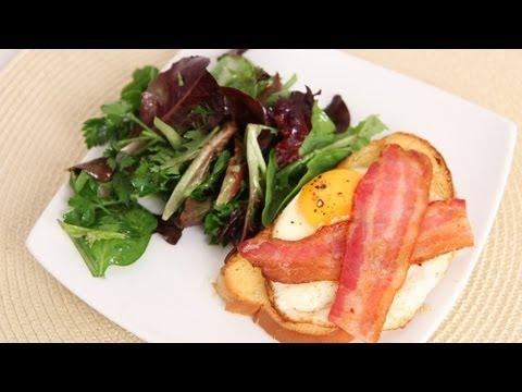 Open Face Breakfast Sandwich – Laura Vitale – Laura in the Kitchen Episode 645