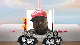 Make Kanye West Great Again | DEHH Convo