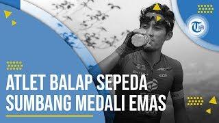 Profil Aiman Cahyadi - Atlet Balap Sepeda Indonesia yang Meraih Medali Emas di SEA Games 2019