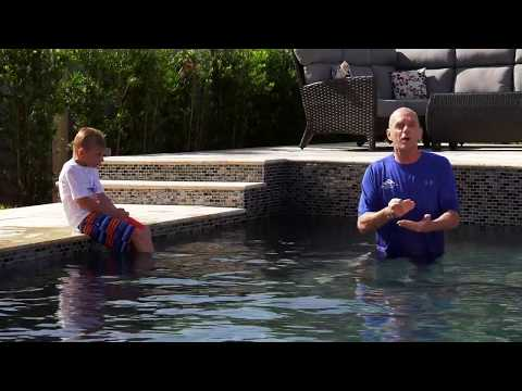 American Pools & Spas   Water Safety Skills with Olympic Gold Medalist Rowdy Gaines