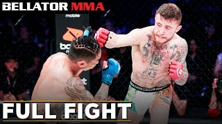 Full Fight | James Gallagher vs. Jeremiah Labiano - Bellator 223