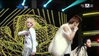 [120209] M.countdown  스피카(SPICA) - 러시안 룰렛(Russian Roulette)
